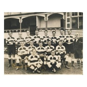 CARDIFF RFC 1935-36 RUGBY PHOTOGRAPH