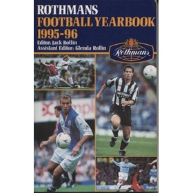 ROTHMANS FOOTBALL YEARBOOK 1995-96