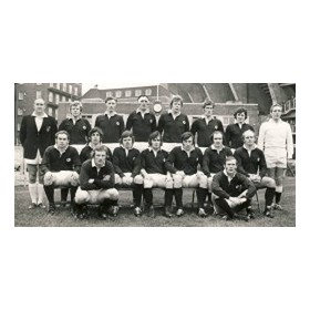 SCOTLAND 1974 (CARDIFF) RUGBY PHOTOGRAPH