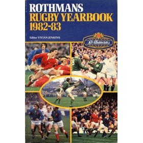 ROTHMANS RUGBY YEARBOOK 1982-83