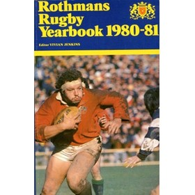 ROTHMANS RUGBY YEARBOOK 1980-81