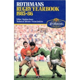 ROTHMANS RUGBY YEARBOOK 1985-86