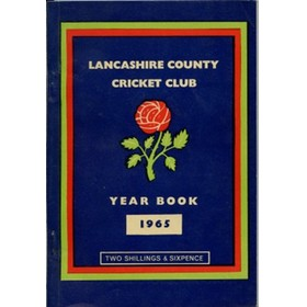 OFFICIAL HANDBOOK OF THE LANCASHIRE COUNTY CRICKET CLUB 1965
