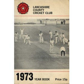 OFFICIAL HANDBOOK OF THE LANCASHIRE COUNTY CRICKET CLUB 1973