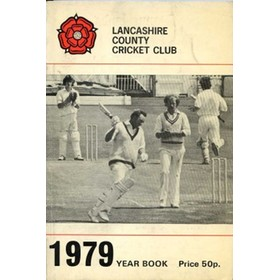 OFFICIAL HANDBOOK OF THE LANCASHIRE COUNTY CRICKET CLUB 1979