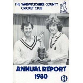 WARWICKSHIRE COUNTY CRICKET CLUB ANNUAL REPORT 1980