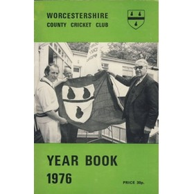 WORCESTERSHIRE COUNTY CRICKET CLUB YEAR BOOK 1976