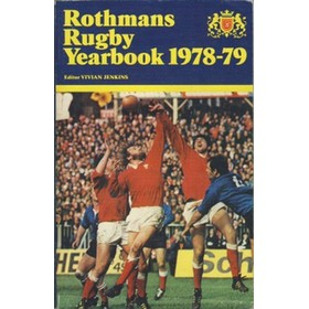ROTHMANS RUGBY YEARBOOK 1978-79
