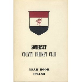 SOMERSET COUNTY CRICKET CLUB YEARBOOK 1961-62