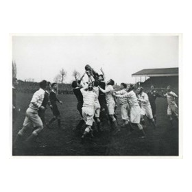 OXFORD V CAMBRIDGE 1921 (FIRST TIME AT TWICKENHAM)