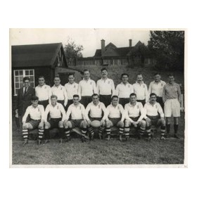 WARWICKSHIRE RUGBY UNION COUNTY CHAMPIONSHIP TEAM (LATE 1950S)