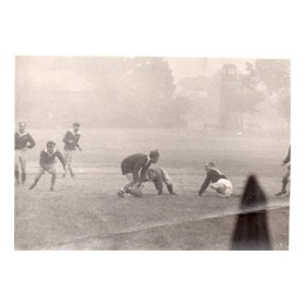 INTER-COLLEGE GAME, (OXFORD?)