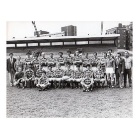 BRIDGEND RFC TEAM 1981 (OR 1982)
