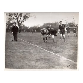 BLACKHEATH V LONDON SCOTTISH 1938