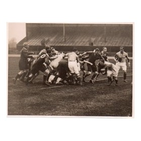 OXFORD UNIVERSITY V HARLEQUINS 1930