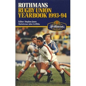 ROTHMANS RUGBY YEARBOOK 1993-94