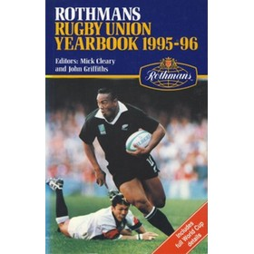 ROTHMANS RUGBY YEARBOOK 1995-96