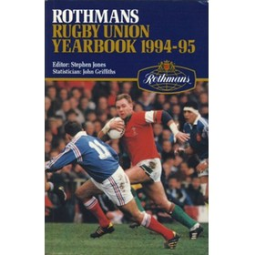 ROTHMANS RUGBY YEARBOOK 1994-95