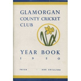 GLAMORGAN COUNTY CRICKET CLUB YEAR BOOK 1950