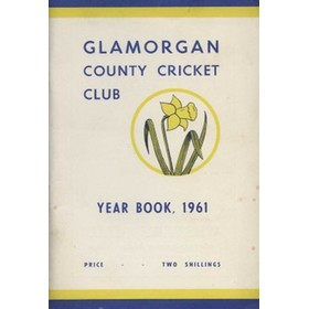GLAMORGAN COUNTY CRICKET CLUB YEAR BOOK 1961