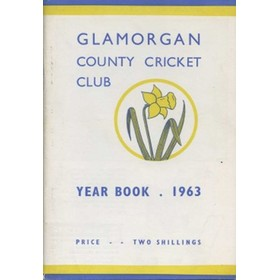 GLAMORGAN COUNTY CRICKET CLUB YEAR BOOK 1963