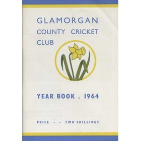 GLAMORGAN COUNTY CRICKET CLUB YEAR BOOK 1964