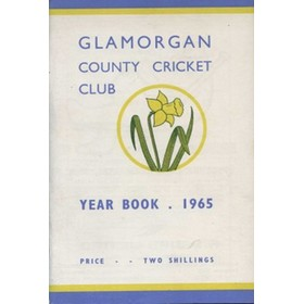 GLAMORGAN COUNTY CRICKET CLUB YEAR BOOK 1965