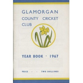 GLAMORGAN COUNTY CRICKET CLUB YEAR BOOK 1967