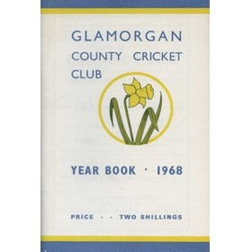 GLAMORGAN COUNTY CRICKET CLUB YEAR BOOK 1968
