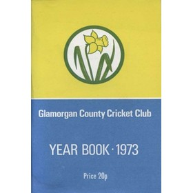 GLAMORGAN COUNTY CRICKET CLUB YEAR BOOK 1973