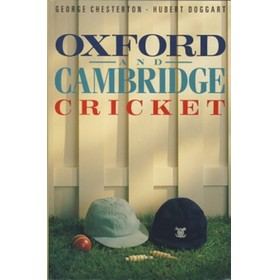 OXFORD AND CAMBRIDGE CRICKET