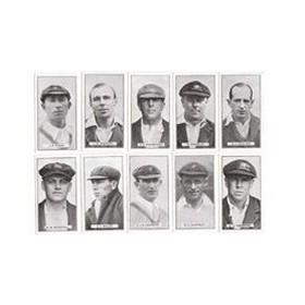 AUSTRALIAN CRICKETERS 1925 (MORRIS & SONS)