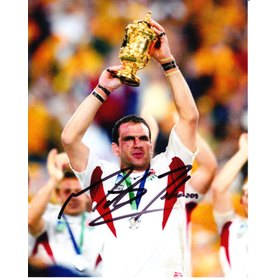 MARTIN JOHNSON (WORLD CUP 2003)