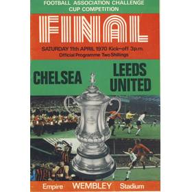 CHELSEA V LEEDS UNITED 1970 (F.A. CUP FINAL) FOOTBALL PROGRAMME
