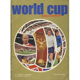 WORLD CUP SOUVENIR 1970