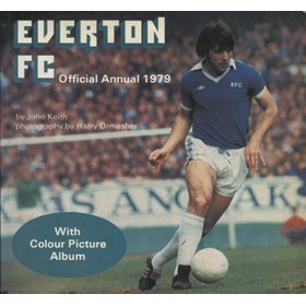 EVERTON FC: OFFICIAL ANNUAL 1979