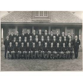 AUSTRALIA 1966-67 (TOUR TO BRITISH ISLES) RUGBY PHOTOGRAPH