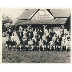 OXFORD UNIVERSITY & AUSTRALIA 1966 RUGBY PHOTOGRAPH