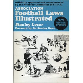 ASSOCIATION FOOTBALL LAWS ILLUSTRATED