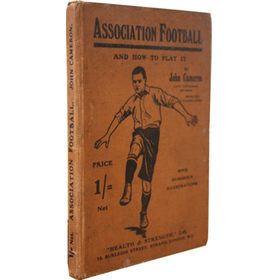 ASSOCIATION FOOTBALL AND HOW TO PLAY IT