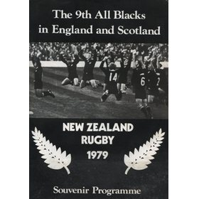 THE 9TH ALL BLACKS IN ENGLAND AND SCOTLAND