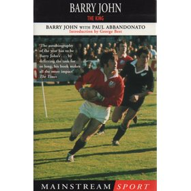 BARRY JOHN: THE KING