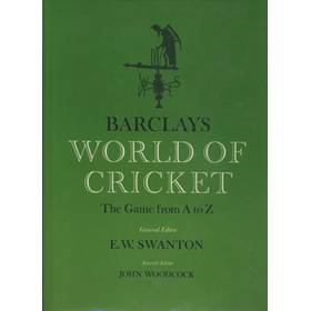 BARCLAYS WORLD OF CRICKET - THE GAME FROM A TO Z