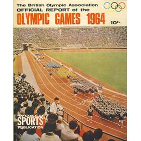 BRITISH OLYMPIC ASSOCIATION REPORT - TOKYO 1964