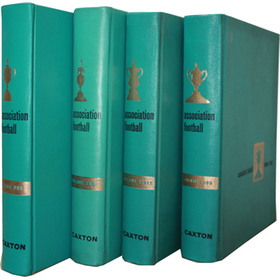 ASSOCIATION FOOTBALL (4 VOLS)