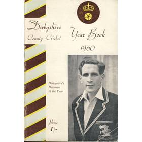 DERBYSHIRE COUNTY CRICKET YEAR BOOK 1960