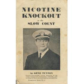 NICOTINE KNOCKOUT OR THE SLOW COUNT