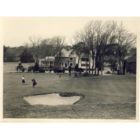 WORTHING GOLF COURSE PHOTOGRAPH