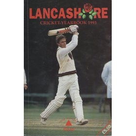 OFFICIAL HANDBOOK OF THE LANCASHIRE COUNTY CRICKET CLUB 1993