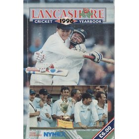OFFICIAL HANDBOOK OF THE LANCASHIRE COUNTY CRICKET CLUB 1996